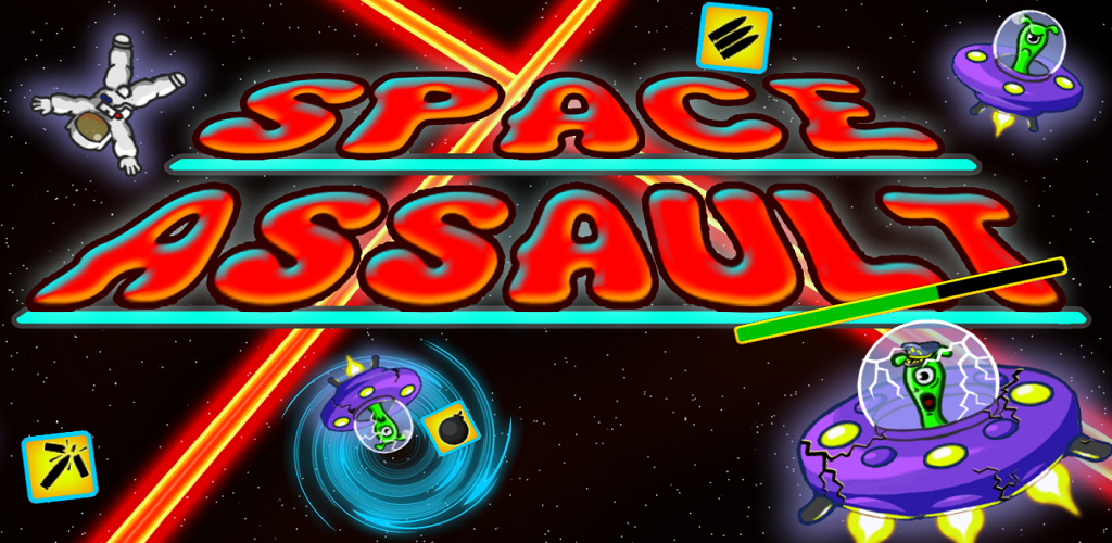 Space Assault - Can you kill them all?